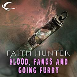 Blood, Fangs and Going Furry