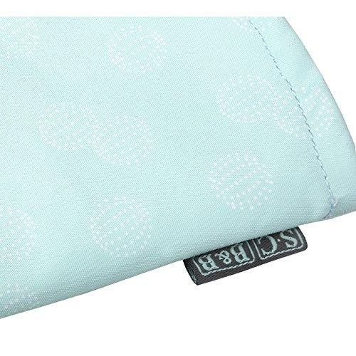 Sophie Conran Soft Lined Blue Gauntlet Gloves Burgon /& Ball