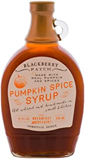product image for Blackberry Patch, Syrup Pumpkin Spice, 12 Fl Oz