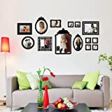 ColorfulHall 14 Sets Picture Phote Tree Frames Vinyl Removable WalL Background Decoration Graphique photo frame picture frame wall decal wall sticker