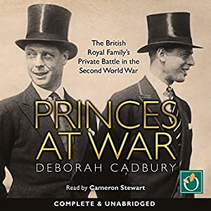 Princes at War Audiobook