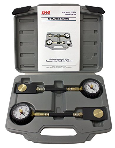 Innovative Products of America 7884 Brake Pad Pressure Tester IPA Tools
