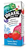 juice box berry - Drazil Kids Tea, Yummy Berry, 6.75-Ounce (Pack of 32)