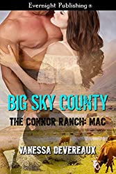 The Connor Ranch: Mac (Big Sky County Book 1)