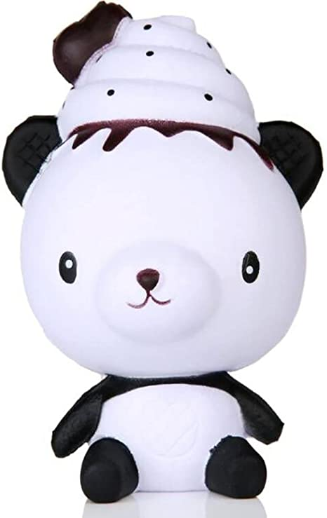 Fossen Squishy Grandes Animales Panda Slow Rising Squeeze Scented Jumbo (01): Amazon.es: Equipaje