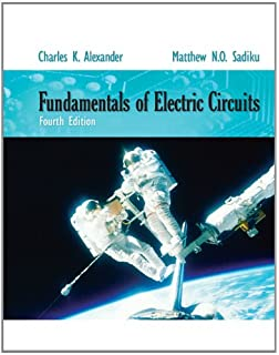 Fundamentals of electric circuits charles alexander matthew sadiku customers who viewed this item also viewed fandeluxe Gallery