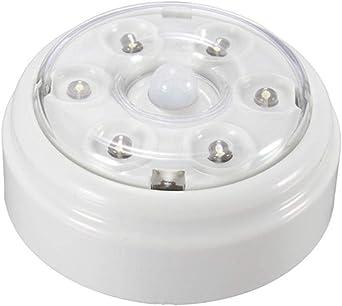 Iluminacion Escalera Luces Para Escaleras Luz De Noche Led Decoración Para El Hogar Mini Pared Gabinete De Plástico Escalera Sensor De Movimiento Automático Armario Inducción Pir Inalámbrico: Amazon.es: Iluminación