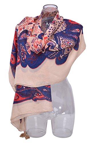 Silk Voile Floral Skirt - 5