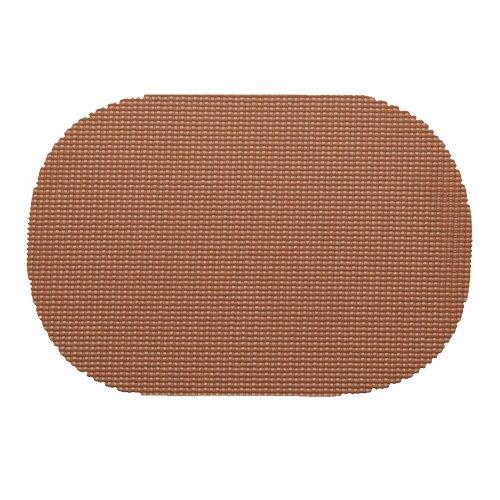Table Oval Bronze - Kraftware 38536 Fishnet Placemat Dz, Oval, Bronze