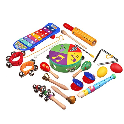 Preschool Toys Product : Toddler musical instruments pcs preschool learning