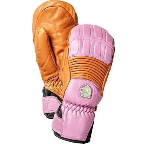 Hestra Men's Fall Line 3-Finger Glove, Pink, Size 9