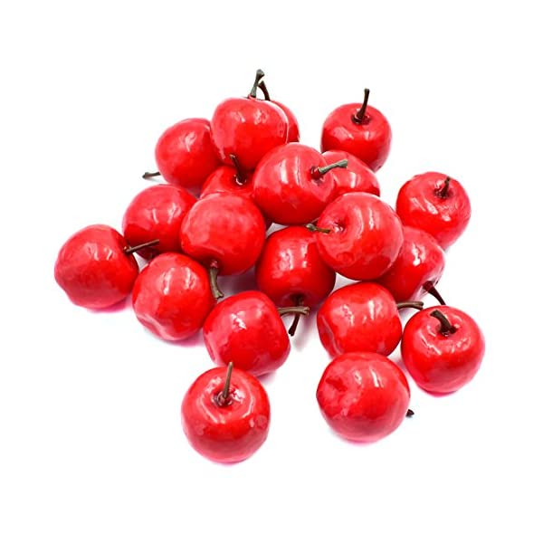 DLUcraft-Artificial-Small-Apples-Simulation-Fruit-Fake-Apple-Lifelike-for-Home-Kitchen-Party-Festival-Decoration-20PCS