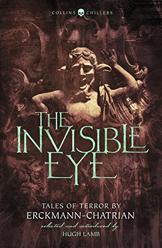 Download The Invisible Eye: Tales of Terror by Emile