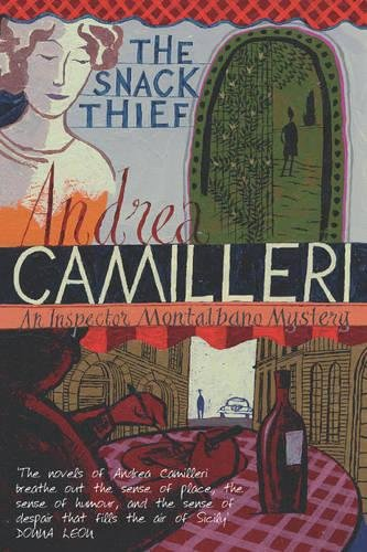 The Snack Thief  Inspector Montalbano Mysteries Band 3