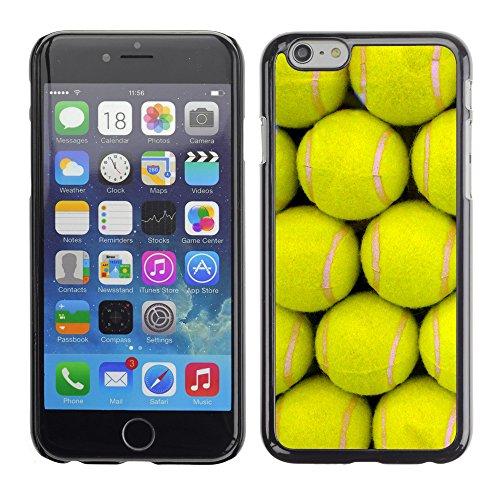 "Hülle Case Schutzhülle Cover Premium Case // V00002438 Tennisbälle // Apple iPhone 6 6S 6G 4.7"""