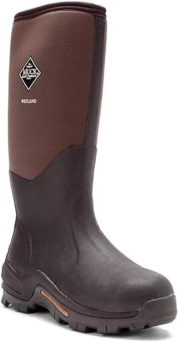 Muck Boots Wetland's Men, Bottes & Bottines de Pluie Mixte Adulte