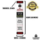 Lockdown Magnetic Strips for School Lockdowns