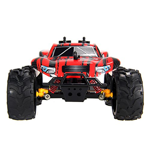 GP – NextX S619 Remote Control RC Truck 2.4 GHz PRO System 1:16 Scale Size Red