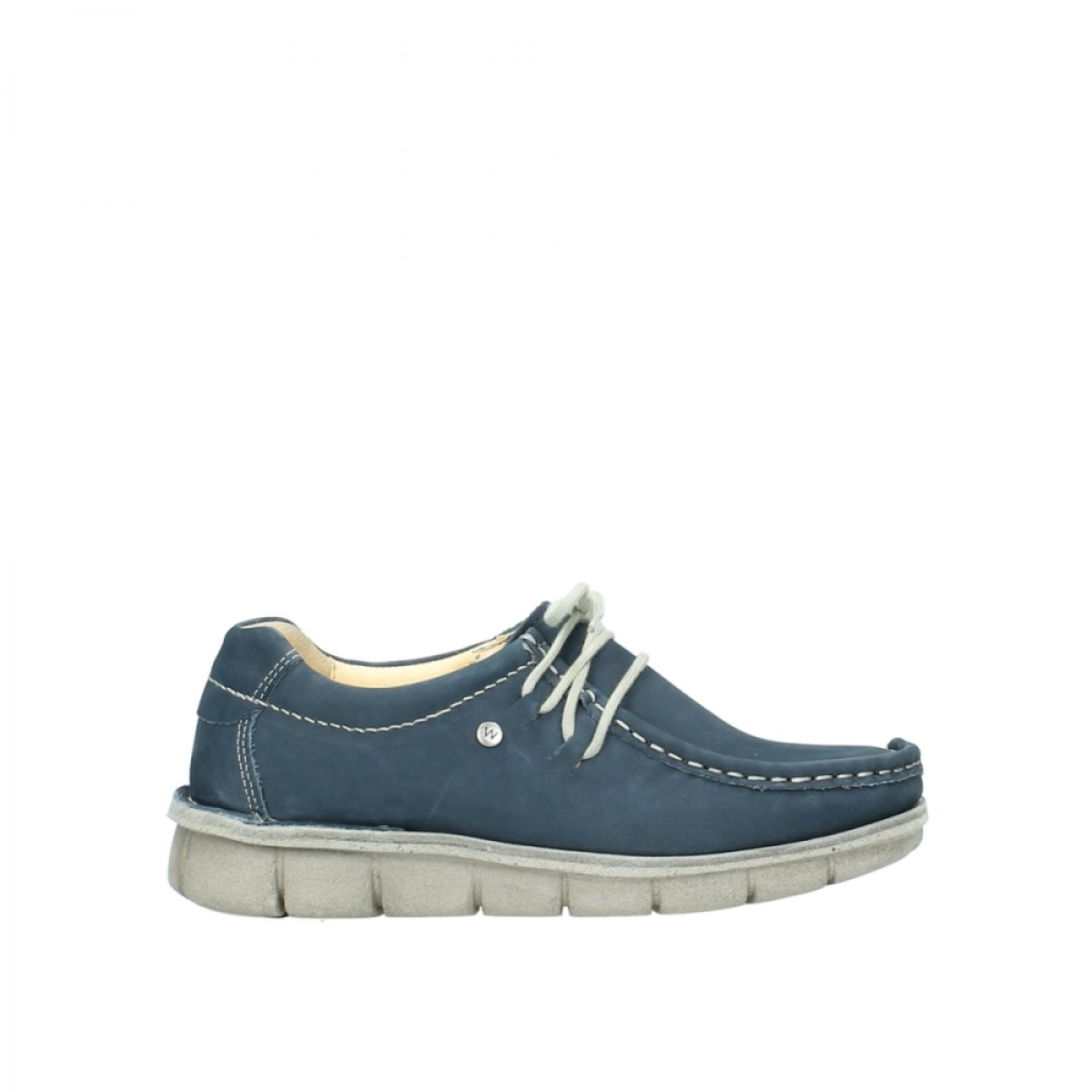 Wolky 37 Comfort Lace up Shoes Dutch B00WDWGH3C 37 Wolky M EU|10870 Blue Nubuck ae8f61