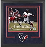 Houston Texans Deluxe 16x20 Horizontal Photograph Frame