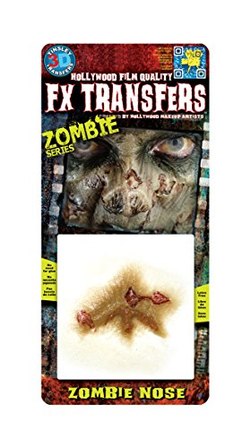 Tinsley Transfers FX Transfers Zombie Nose Makeup]()