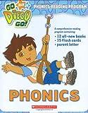 Phonics Box Set (Go, Diego, Go!)