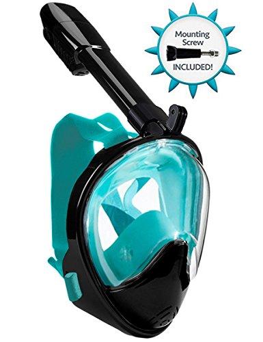 IOO Panoramic Anti Leak Compatible Snorkeling product image