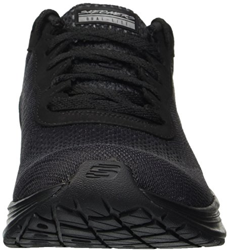 Sneaker 13045 Skechers Gry thru dashin Bbk Noir Grau Horizon Damen Silber 7x4qP6