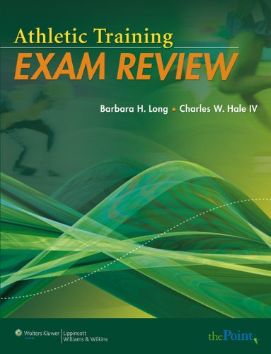 Athletic Training Exam Review by LWW