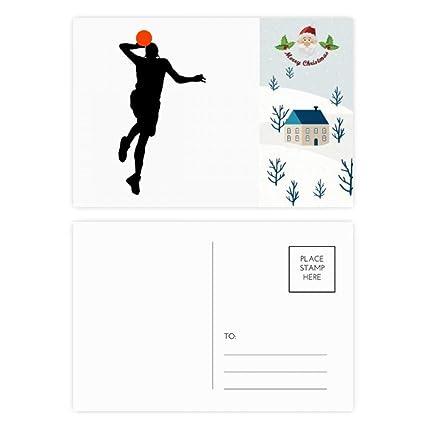 Slam Dunk - Tarjetas de agradecimiento (20 unidades), diseño de ...