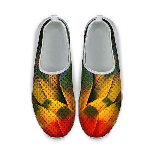 Women's Casual DESIGNS Running FOR Mesh Shoes Fashion Multi Walking U vpRAtwRq