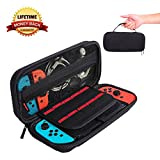 Albabara Nintendo Switch Deluxe Game Traveler Carrying Case Portable & Protective