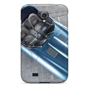Durable Case For The Galaxy S4- Eco-friendly Retail Packaging(roadster Jaguar E Type Roadster)