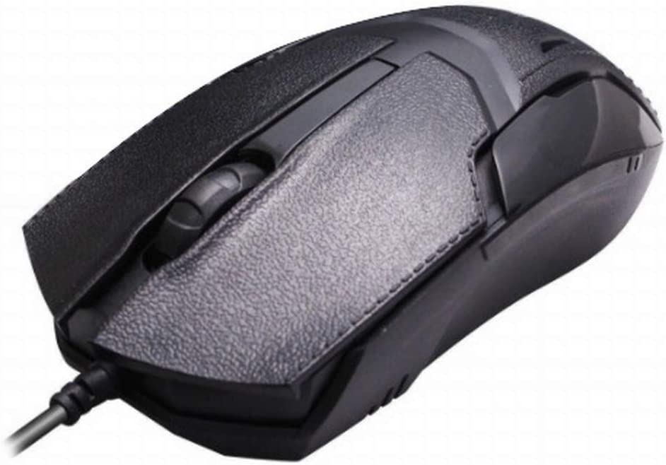 Desktop Wang5995 Office Home Mouse Gaming Mouse 1600 DPI Color : Black Laptop Mac Computer Mouse Optical Mouse for PC