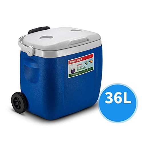 Amazon.com: Cooler Box JCOCO - Nevera portátil con ruedas ...