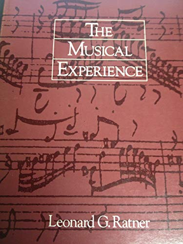The Musical Experience (The Portable Stanford)