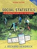 Social Statistics 9780205395088