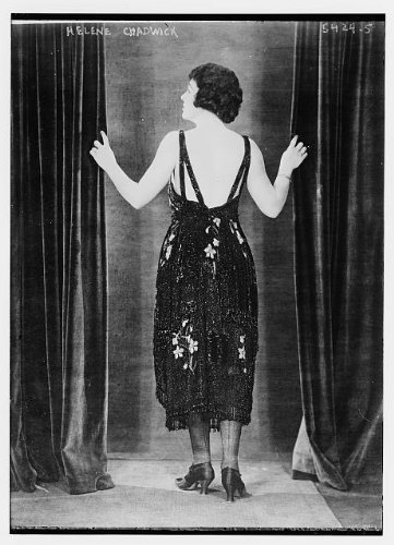 Photo: Helene Chadwick,actresses,performers,women,gowns,dresses,Bain News (Chadwicks Womens Dress)