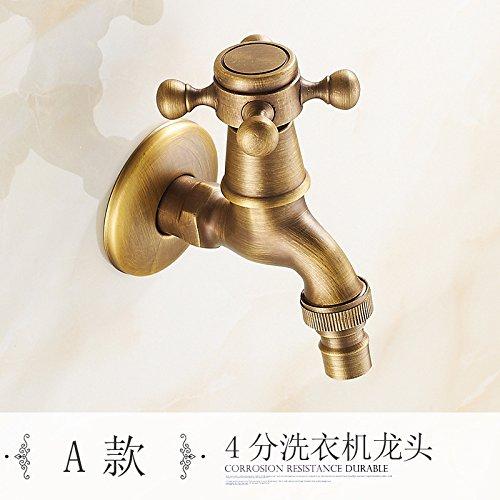 l'antica di rame unico mocio piscina lavatrice rubinetto speciale,b.