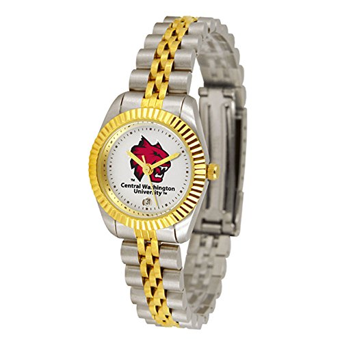 SunTime Central Washington Wildcats Executive Ladies Watch