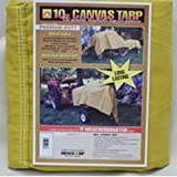 New Dize Usa Made Heavy 12` X 16` Canvas Tarp Tarpaulin