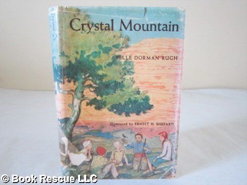 the crystal mountain - 5