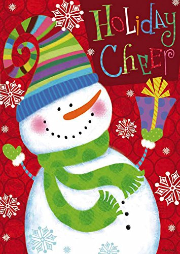 Holiday Cheer Snowman Garden ()