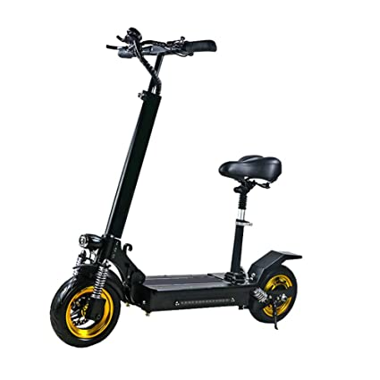 HBBenz Patinete Eléctrico, Adulto Scooter Plegable, 48V ...