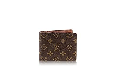 a2a65ca863f8 Image Unavailable. Image not available for. Colour  Louis Vuitton Monogram  Canvas Multiple Wallet M60895