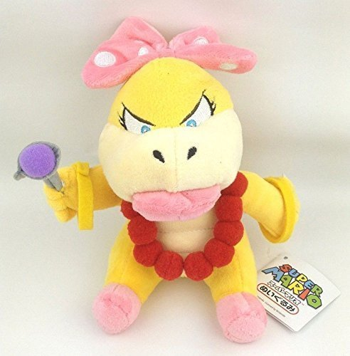 Super Mario Bros / Brother Wendy Kootie Pie Koopa Bowser Koopalings 6