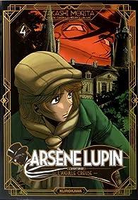 Arsène Lupin, tome 4 : L'aiguille creuse, 2ème partie par Takashi Morita