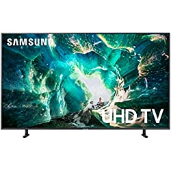 Samsung UN55RU8000FXZA FLAT 55'' 4K UHD 8 Series Smart TV (2019)
