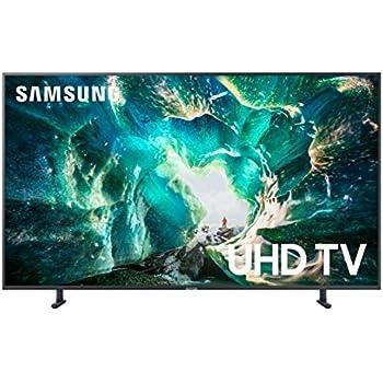 Amazon com: Samsung UN55RU7100FXZA Flat 55-Inch 4K UHD 7