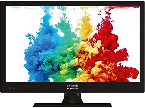 ANTARION Televisión TV LED HD de 15,6 (39,6 cm) TNT 12 V 24 V ...